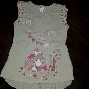 Naartje kids sleeveless girls shirt